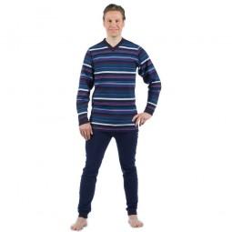 4Care Herren-Hansop-Overall lang 1081 mit Bein- und Rückenreißverschluss