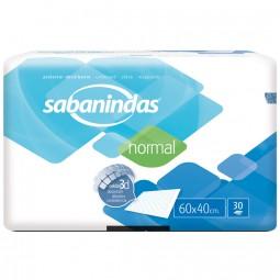 Sabanindas Normal Bettschutzeinlagen 40x60 cm (1x30 Stk.)