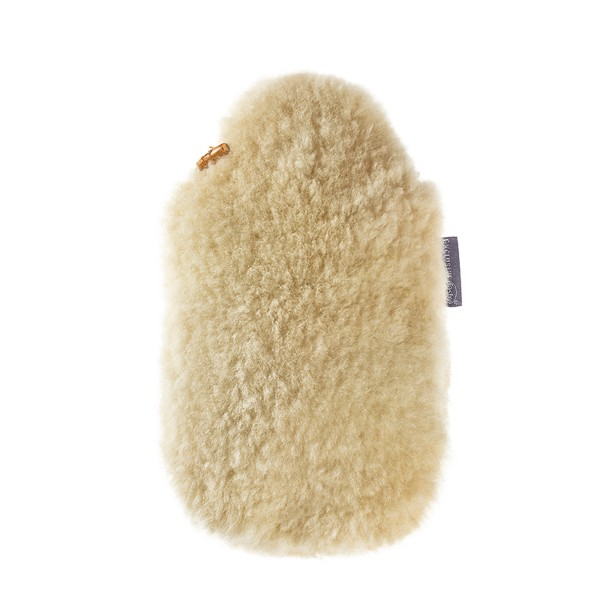 Fashy Wärmflasche 2,0L mit Lammfell