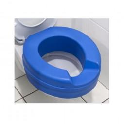 Invacare weiche Toilettensitzerhöhung H304 blau
