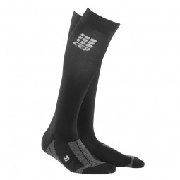 CEP recovery compression socks men, schwarz