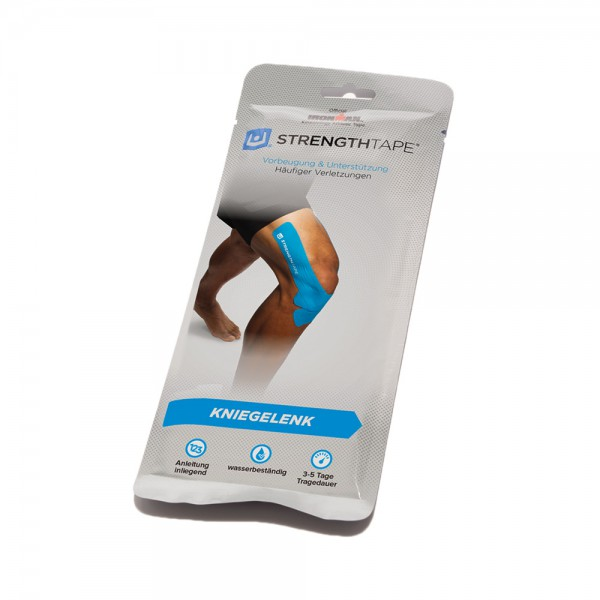 Bort Strengthtape® für Knie