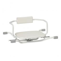CareLine Badewannensitz SWIVEL drehbar ohne Hygieneausschnitt