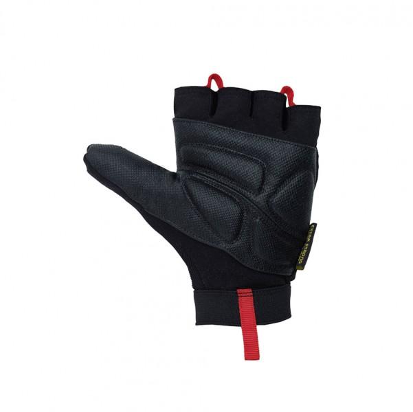 Chiba Rollstuhlhandschuhe Argon Premium Kevlar II halboffen