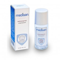 Medisan Plus Antitranspirant - Gegen Schwitzen 50ml Deo Roll-On