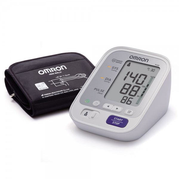 Omron M400 Oberarm Blutdruckmessgerät