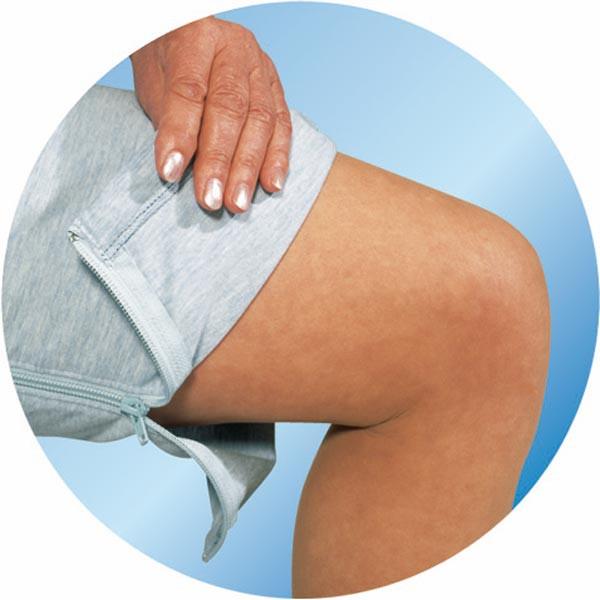 Suprima Pflegeoverall mit Rückenreißverschluss