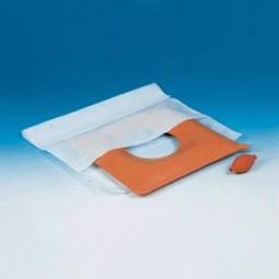 Luftkissen-Set, Gummi, eckig, 45 x 45 cm