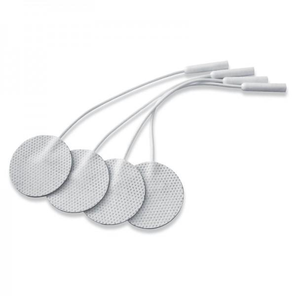 Sanowell runde Ersatzelektroden für EMS TENS Geräte