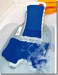 Extrem leichter Badewannenlift