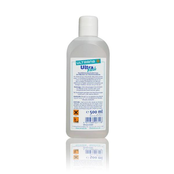 Ultrana Ultra-Fresh 500 ml Textilwaschmittel, desinfizierend