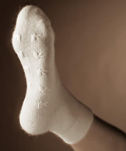 BORT ClimaCare® Fußwärmer mit 25% Angora