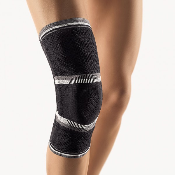 Bort StabiloGen® latexfrei Patella-Fixationsbandage, schwarz