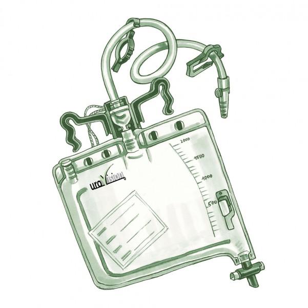 uroVision Geschlossenes Urindrainagesystem