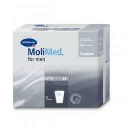 Hartmann MoliMed for men active (1x14 Stk.)