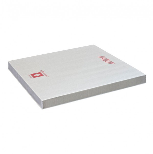 Kybun kyBounder PLUS silber 46x46 cm wasserbeständig