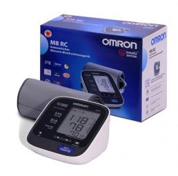 Omron M8 RC Oberarm Blutdruckmessgerät mit Funkuhr