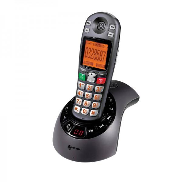 Geemarc AmpliDECT285 mit Anrufbeantworter