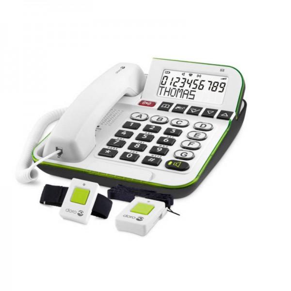 Doro Großtastentelefon CarePlus 350c