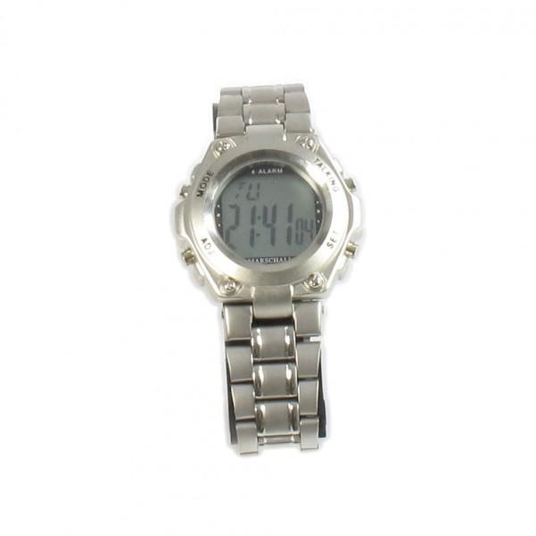 Sprechende Herren-Armbanduhr Digital Sport