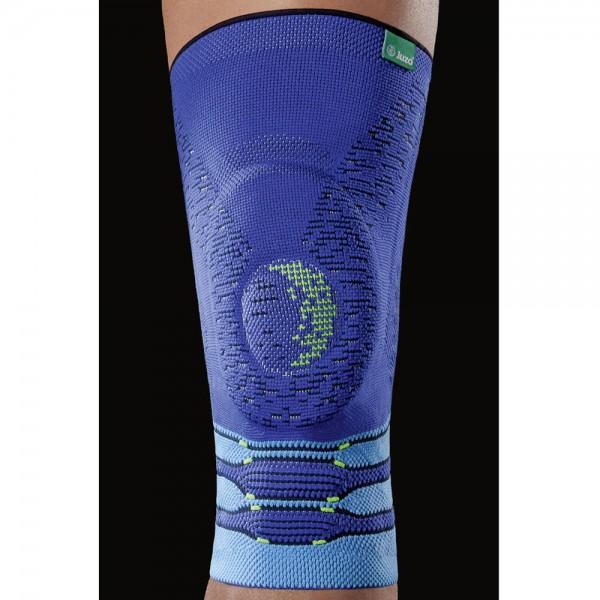 JuzoFlex Genu Xtra STYLE dark blue sensation Kniebandage