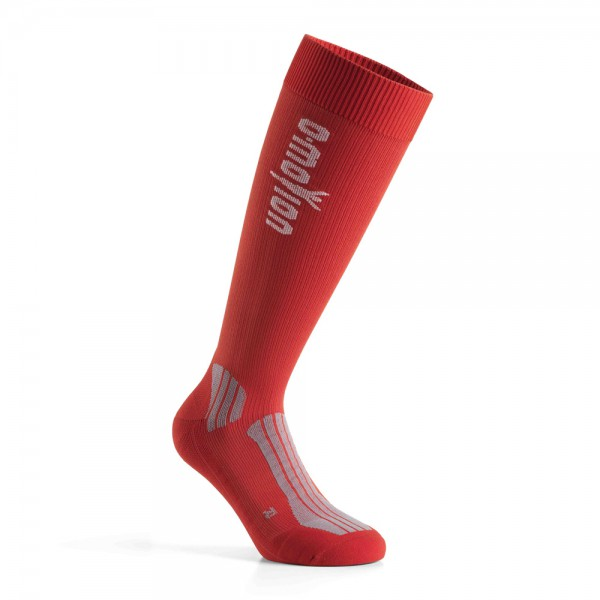 O-motion Professional Sport Socks rot
