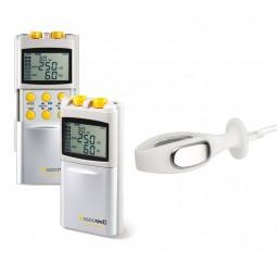 Sanowell Digi Pro 4000 Duo-System mit Vaginalsonde