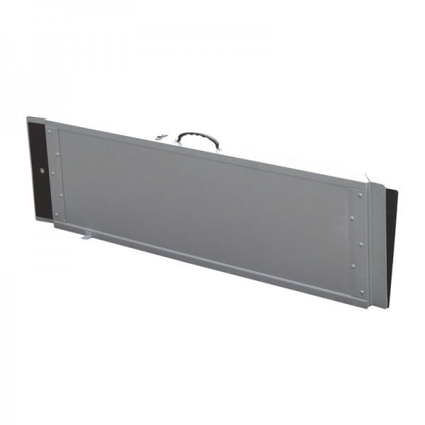 Mobilex Einfach faltbare Rampe 80x90 cm