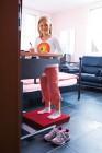 Kybun kyBounder 46 x 96 cm weicher Federboden