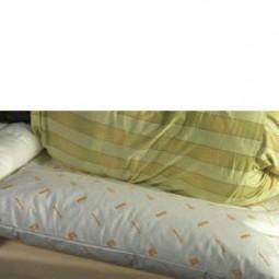 Lück Rhombo-med Rückenstützkissen mit Fahne 65 x 90 cm