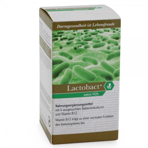 Lactobact® omni FOS 60 Kapseln