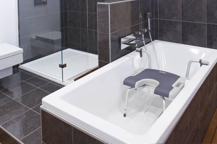 Aquatec® Sorrento Badewannen-Einhängesitz