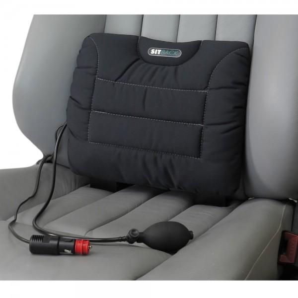 Sitback Rückenstützkissen Air + Heizung