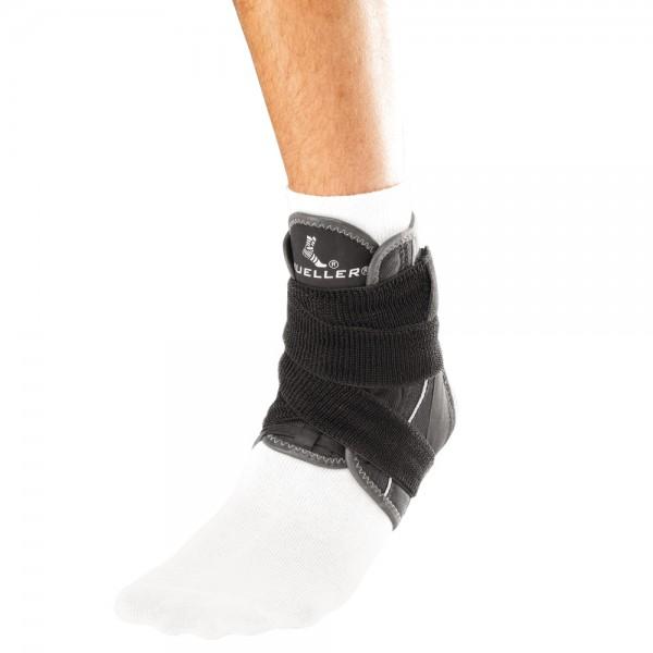 Mueller Hg80 Premium Fußgelenkbandage mit Zügeln