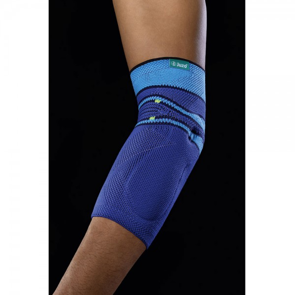JuzoFlex® Epi Xtra STYLE dark blue sensation Ellenbogenbandage