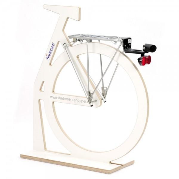 Andersen Kupplung A1-Easy Snap mit Schloss für Fahrrad