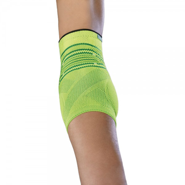 JuzoFlex® Epi Xtra STYLE glowing green Ellenbogenbandage