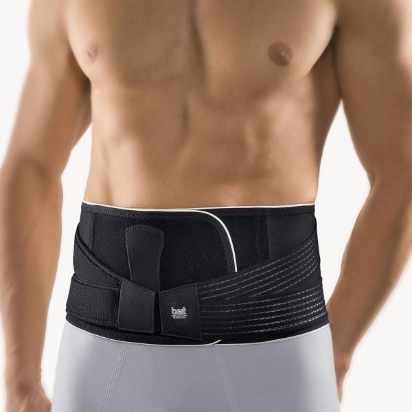 BORT Vario Rückenbandage mit Pelotte