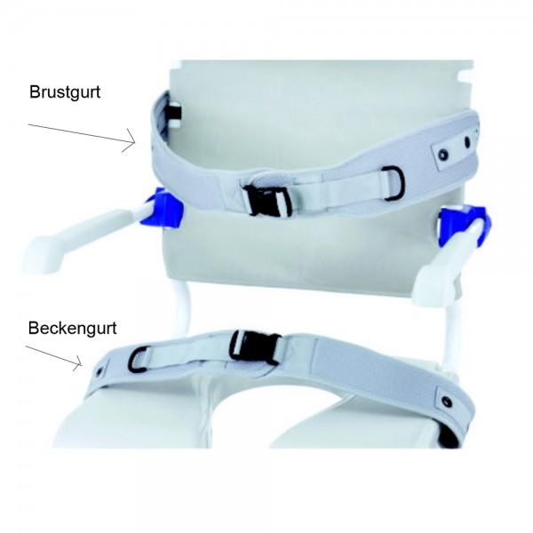 Aquatec Ocean Brustgurt