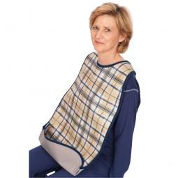 Suprima Ess-Schürze Polyester mit Auffang Schlaufenverschluss