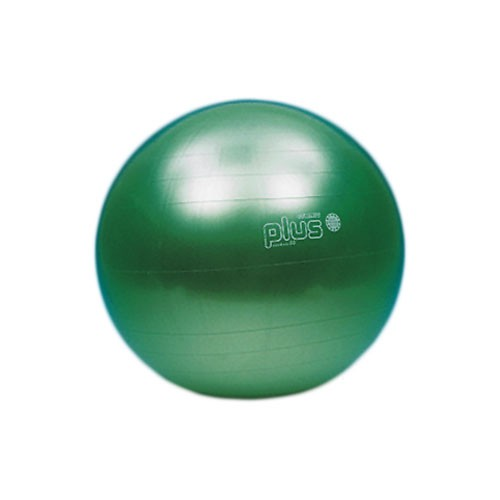 Gymnastikball »Plus«, 55 cm Ø grün