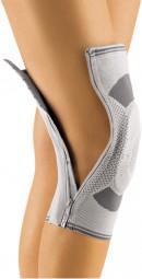 Bort GenuZip® Patella-Fixationsbandage, silber