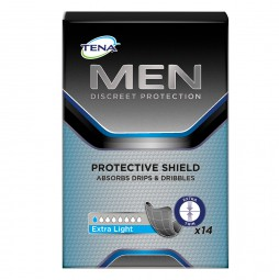 TENA Men Protective Shield Extra Light (1x14 Stk.)