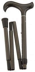 Gastrock Carbon-Schlank-Faltstock für Damen