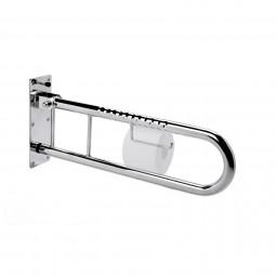 FRELU® Stützklappgriff Toilettenpapierhalter