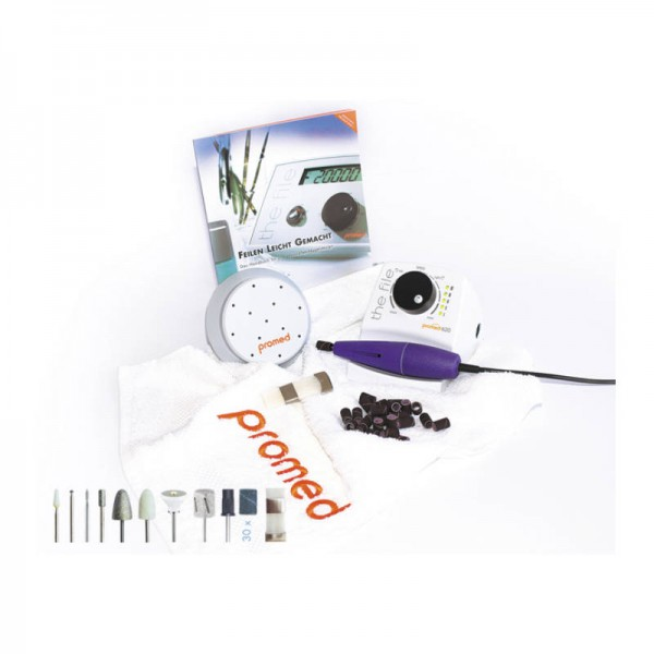 Promed 620 Deluxe Maniküre- Pediküre-Set