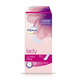 TENA Lady Ultra Mini New Design (1x28 Stk.)