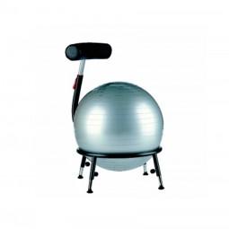 Sitzball-Stuhl Pallone 2 - mit Gleitern