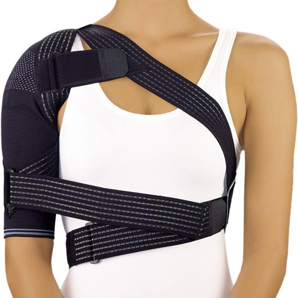 Bort OmoTex Aktivbandage Schulter, schwarz
