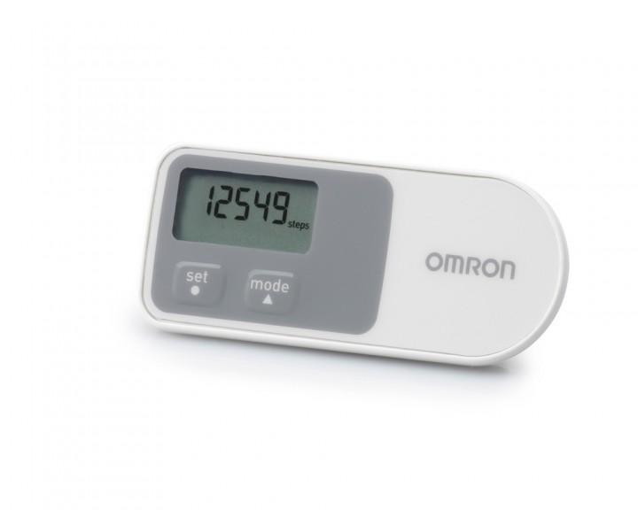 Omron Walking Style One 2.0 Schrittzähler weiß